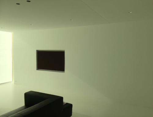 Onzichtbare installatie